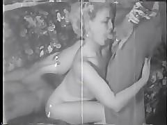 60s pornobuis - vintage klassieke buis
